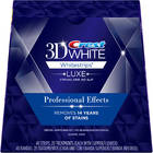Полоски Crest Whitestrips 3D Professional Effects