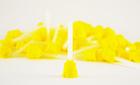 Насадки желтые MIX 1:1 для картриджей
