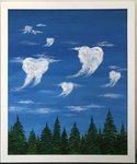 """Картина """"Небо"""""""
